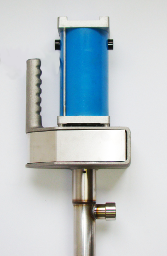 ELECTRIC S.S. DRUM PUMP