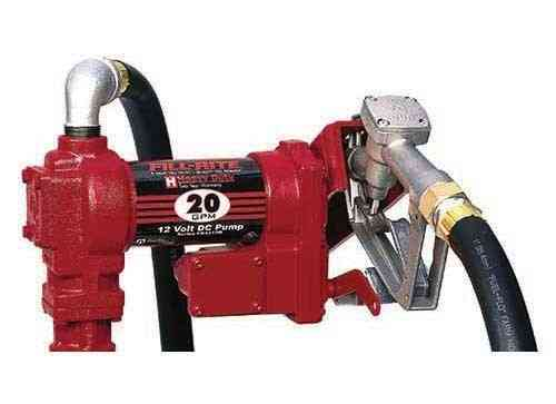 12 Volt DC Pump - High Flow