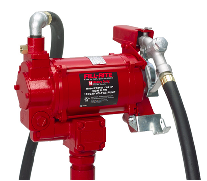 High Flow AC Pump - 30 GPM