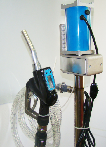 Electric Oil Quick Pump with Display